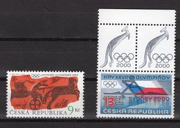 CZECH REP -  SYDNEY 2000 OLYMPIC GAMES  O519 - Sommer 2000: Sydney - Paralympics