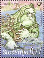 SI 2011-900 LEGENDE MYTHEN(VIII), SLOVENIA, 1 X 1v, MNH - Märchen, Sagen & Legenden