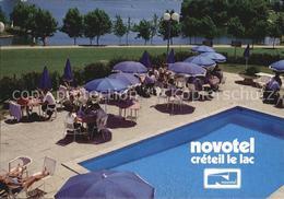 12577167 Creteil Novotel Creteil Le Lac Swimming Pool Creteil - Francia