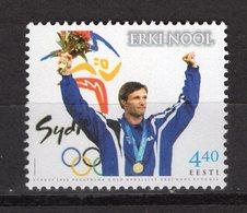 ESTONIA -  SYDNEY 2000 OLYMPIC GAMES  O524 - Eté 2000: Sydney - Paralympic