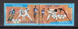 FRANCE -  SYDNEY 2000 OLYMPIC GAMES  O526 - Sommer 2000: Sydney - Paralympics