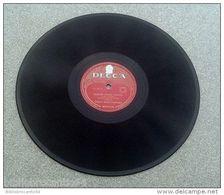 78 Tours < FATS WALLER/TEDDY WEATHERFORD < Cow Cow Boogie < DECCA DR 16445/16446 - 78 Rpm - Schellackplatten