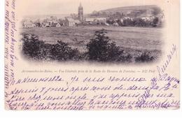 & Arromanches Les Bains - Vue Générale Prise De La Route Du Hameau De Fontaine ( Précurseur) - Arromanches