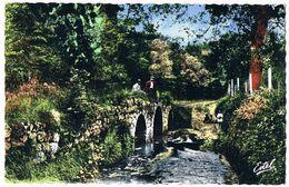 DAMMARTIN En SERVE .78 . Le Pont De L'arche . Animée . - Francia