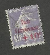 FRANCE - N°YT 249 OBLITERE - COTE YT : 10€ - 1928 - 1906-38 Semeuse Camée