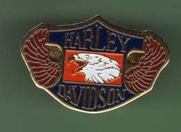 MOTO HARLEY-DAVIDSON *** N°62 *** A011 - Motorbikes