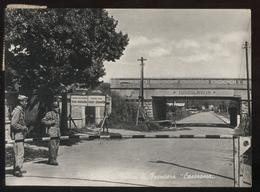 GORIZIA - 1950 - VALICO DI FRONTIERA CASAROSSA - Gorizia