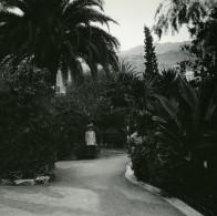 Monaco Monte Carlo Casino Jardins Ancienne Photo Stereo Amateur Possemiers 1900 - Stereoscopic