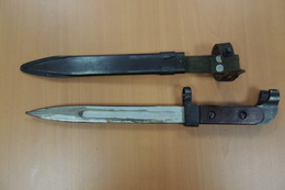 Baïonnette AK47 FINLANDE - Knives/Swords