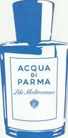 ACQUA DI PARMA *Blu Méditerranéo*  Réplique - Modern (from 1961)