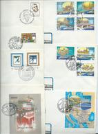 Hungary 1985 Year Collection Of 40 Different FDC , All Fine Unaddressed - Hungary
