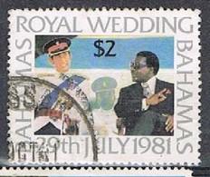 BAHAMAS 180327 - 1981 $2c Royal Wedding Used - Bahamas (1973-...)