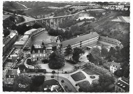 SAINT BRIEUC - Vue Aérienne, Le Lycée De Jeunes Filles Ernest Renant - Saint-Brieuc