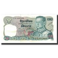 Billet, Thaïlande, 20 Baht, 1981, KM:88, SUP - Thaïlande