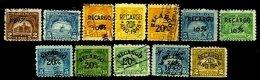 SP. ANTILLES, Revenues, Used, F/VF - Cuba