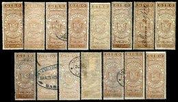 SP. ANTILLES, Revenues, */o M/U, F/VF - Cuba