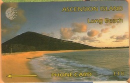 Ascension - 6CASB , GPT, Long Beach, 10 £, 5000ex, 1994, Used - Ascension