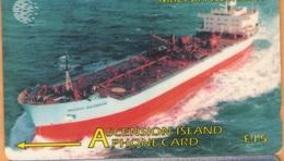 Ascension -268CASB, GPT, Maersk Ascencion,  15 £, 5000ex, 1998, Used - Ascension