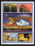 GAMBIA -  SYDNEY 2000 OLYMPIC GAMES  O528 - Estate 2000: Sydney - Paralympic