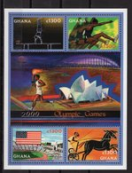 GHANA -  SYDNEY 2000 OLYMPIC GAMES  O529 - Estate 2000: Sydney - Paralympic