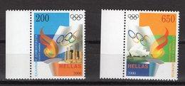 GREECE -  SYDNEY 2000 OLYMPIC GAMES  O530 - Sommer 2000: Sydney - Paralympics
