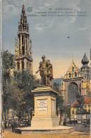 ANTWERPEN - Groenplaats (Hoofdkerk En Standbeeld Rubens) - Antwerpen