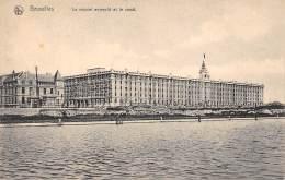 BRUXELLES - Le Nouvel Entrepôt Et Le Canal - Monuments