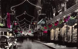 Les Féeries Lumineuses De BRUXELLES - Rue Neuve - Bruxelles La Nuit