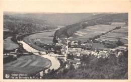 VRESSE S/Semois - Vu Du Belvédère Du T.C.B. - Vresse-sur-Semois