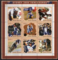 GUINEA BISSAU -  SYDNEY 2000 OLYMPIC GAMES  O534 - Sommer 2000: Sydney - Paralympics