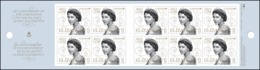 2018 Canada Queen Elizabeth The II Coronation 65th Anniversary Photograph By Yousuf Karsh Full Booklet MNH - Full Booklets