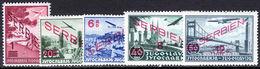Serbia 1941 Air Set (July 28th) Unmounted Mint. - Serbia