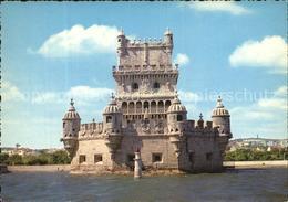 72582362 Lisboa Torre De Belem Vista Do Rio Tejo Portugal - Non Classificati