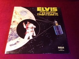 ELVIS  PRESLEY    °°  ALOHA FROM HAWAII  VIA SATELLITE  DOUBLE ALBUM - Vinylplaten