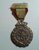 Medal * Militaria * Angola 1971-72-73-74 * Campanhas E Comissões Especiais Das Forças Armadas Portuguesas - Médailles & Décorations