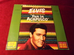 ELVIS  PRESLEY  °  FUN IN ACAPULCO   BANDE ORIGINALE DU FILM - Soundtracks, Film Music