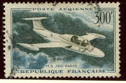 France 1957 300f Morane Saulnier 760 Issue #c34 - Airmail