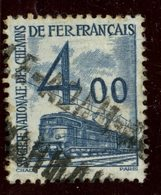 France 1960 4f  Parcel Post Issue  #Q268 - Parcel Post