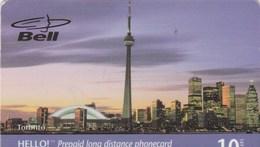 TELECARTE  BELL  CANADA  10 - Canada