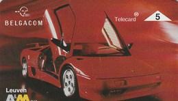 TELECARD 5    BELGACOM   ALPINE...DOS VIERGE - Belgium