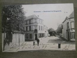 Cpa Tirlemont ( Tienen ) - Boulevard De Hougaerde - N 30 - Tienen