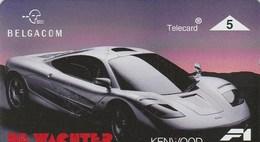 TELECARD 5     BELGACOM   . KENWOOD  DOS VIERGE - Belgium