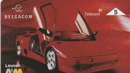 TELECARD 5     BELGACOM   ALPINE.    DOS VIERGE - Belgium
