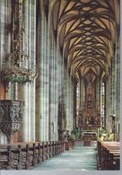 Dinkelsbühl - St. Georgskirche - Innenansicht  - (wz-dos-0958) - Dinkelsbuehl