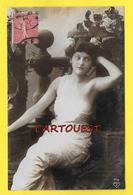 Carte Fantaisie FEMME Thème Mode - CHEVEUX COIFFURE Robe - Edit ORANOTYPIE 1904 - Rose - Femmes