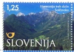 SI 2012-954 TURISAM, SLOVENIA, 1 X 1v, MNH - Slovenië