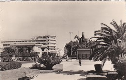 MAROC---CASABLANCA--place Lyautey- Voir 2 Scans - Casablanca