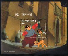 St.Vincent - 1991 Prince And The Pauper Block (2) MNH__(THB-1065) - St.Vincent (1979-...)