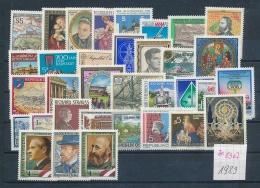 Österreich Lot-Jahr  1989   **     (ze8307  ) Siehe Scan - Austria