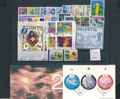 Schweiz  Lot- Jahr 2000 -top O....    (ze8240  ) Siehe Scan - Schweiz